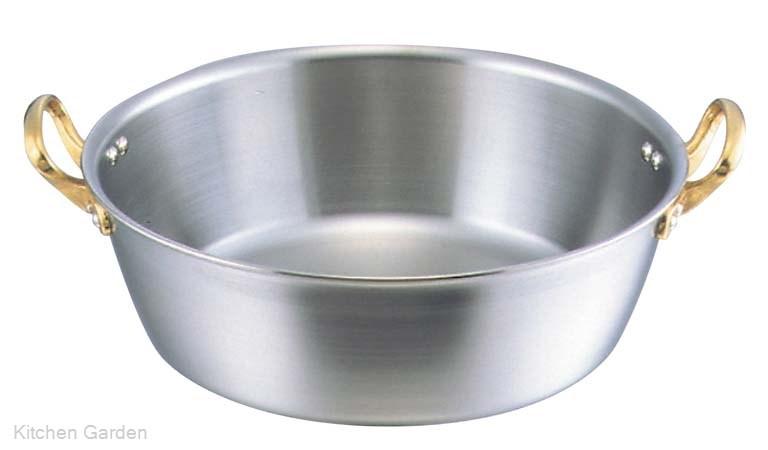キングデンジ 揚鍋(目盛付) 27cm(板厚2.0mm) .[IH電磁調理器対応]