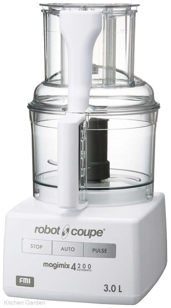 ロボ・クープ マジミックス RM-4200F【他商品との同梱配送不可・代引不可】