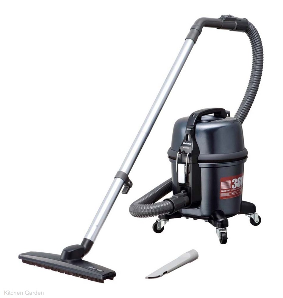 パナソニック 床用 掃除機 TANK TOP MC-G5000P-K 乾式【他商品との同梱配送不可・代引不可】