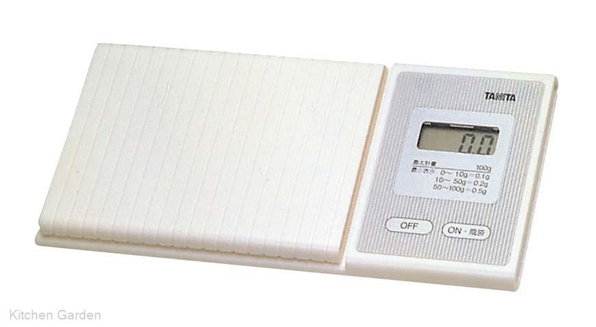 タニタ ポケッタブルスケール ハンディミニ 100g No.1476
