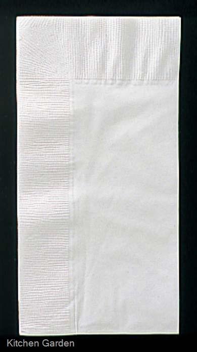 紙製 テーブルナフキン 3層式P-8 八ツ折(2000枚入)