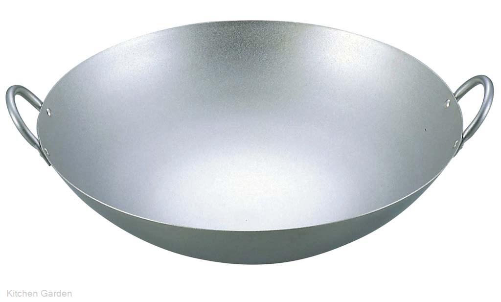 EBM 純チタン 超軽量 中華両手鍋 30cm