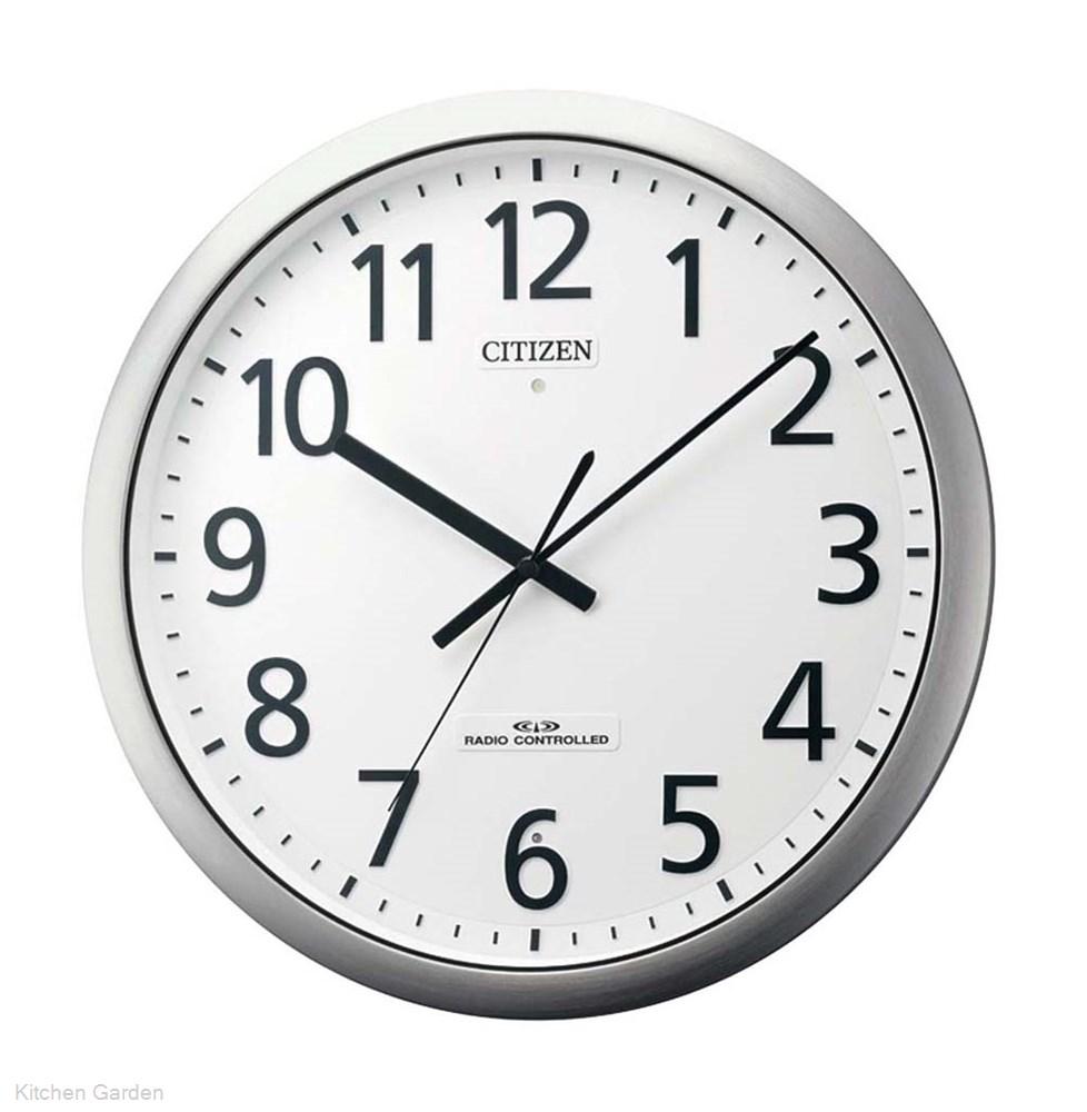 シチズン 電波掛時計 パルフィス 484