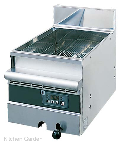 IH電磁フライヤー 卓上型 FIF114 単相200V 60Hz .【業務用調理用品のキッチンガーデン ~飲食店舗用品・厨房用品専門店~】