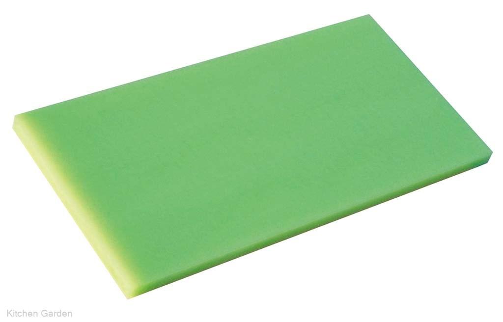 天領 一枚物カラーまな板 K2 550×270×30グリーン【他商品との同梱配送不可・代引不可】