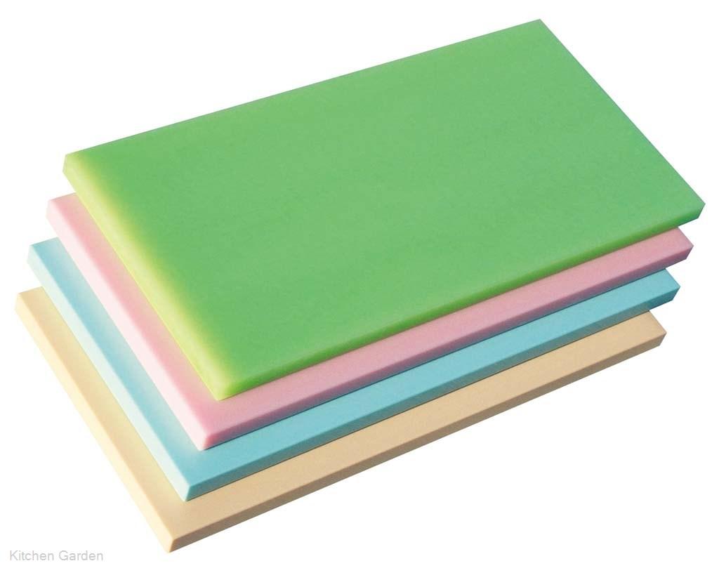 天領 一枚物カラーまな板 K10B 1000×400×30 ブルー【他商品との同梱配送不可・代引不可】