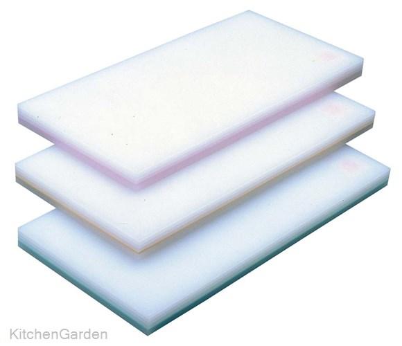 ヤマケン 積層サンド式カラーまな板4号A H43mm イエロー【他商品との同梱配送不可・代引不可】