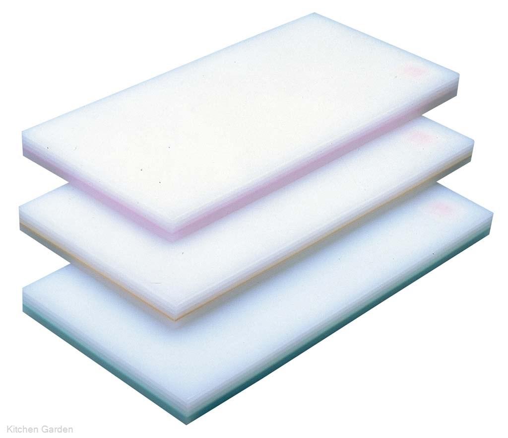 ヤマケン 積層サンド式カラーまな板 M-125 H33mmブルー【他商品との同梱配送不可・代引不可】