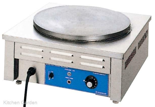 電気 クレープ焼器 CM-360【他商品との同梱配送不可・代引不可】