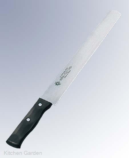堺孝行 カステラナイフ(スウェーデンステンレス鋼)直刃 36cm 31003