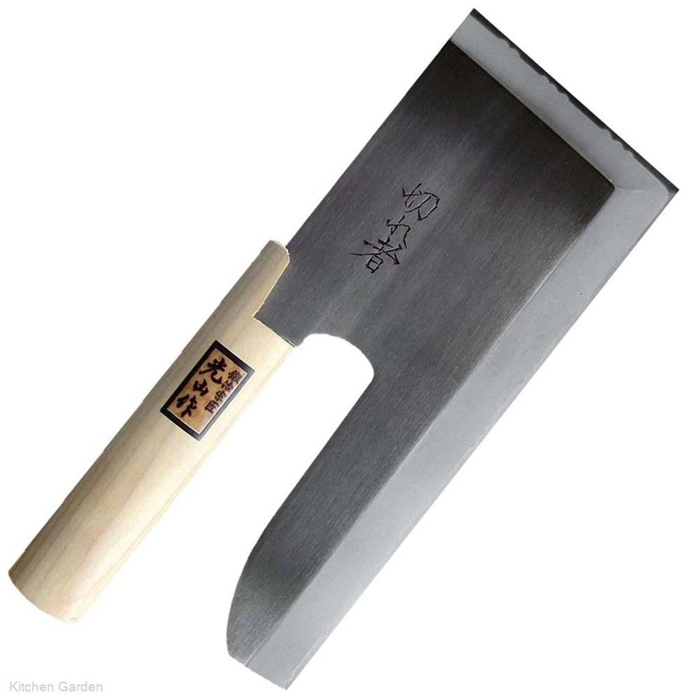 ステンレス鋼 麺切包丁 切れ者 A-1058 30cm