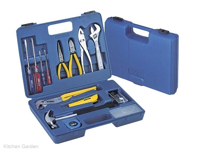 工具セット ファミリーツール ブルー TTS-500
