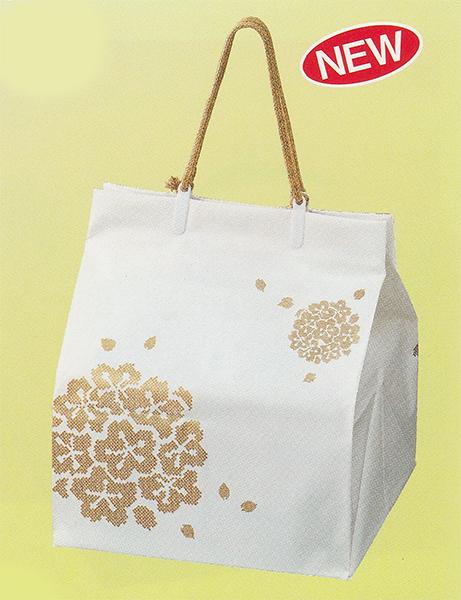 パールバッグ さくら 8.0寸~9.0寸用 【10個入り】【他商品との同梱配送不可・代引不可】