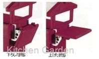 【部品商品】 CAMBRO(キャンブロ) フードバー専用エンドテーブル コーヒーベージュ