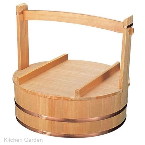 木製出前岡持(椹製) 49cm