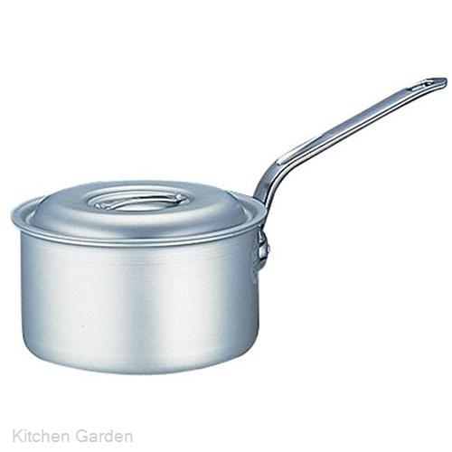 エコクリーン アルミマイスター片手深型鍋 24cm .【アルミ製深型片手鍋】