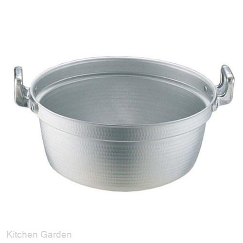 エコクリーン アルミ エレテック円付鍋 42cm