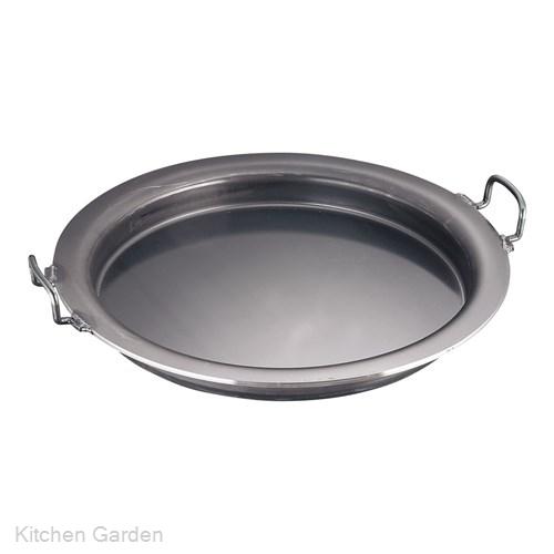 鉄プレス餃子鍋 39cm .[鉄製]