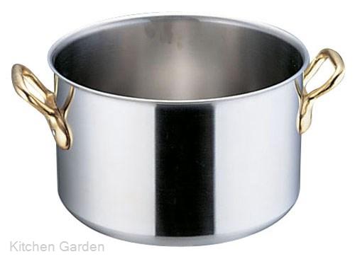 SAスーパーデンジ 半寸胴鍋(蓋無) 48cm