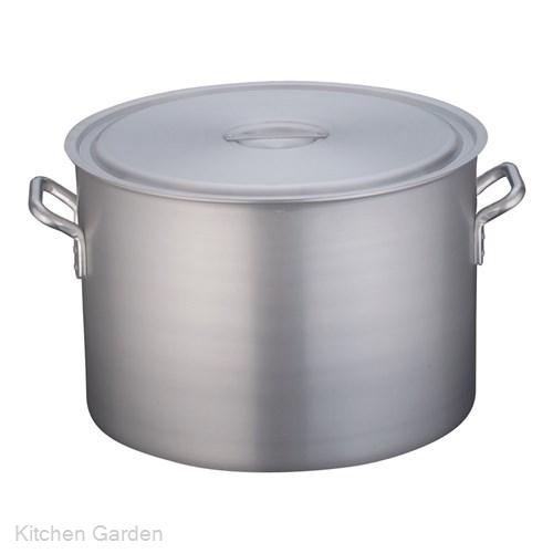 半寸胴鍋 アルミニウム(アルマイト加工) (目盛付)TKG 54cm