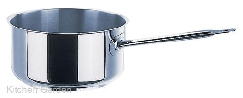 モービルプロイノックス 片手深型鍋 (蓋無) 5930.32 32cm .[IH電磁調理器対応]