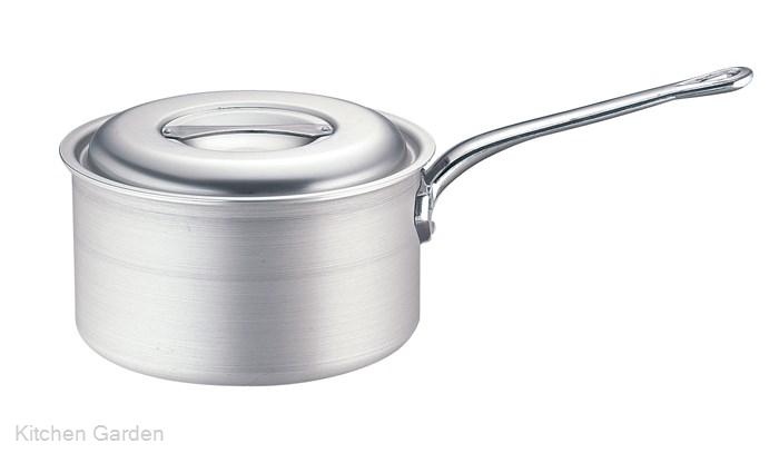 TKG IHアルミ 深型片手鍋(目盛付) 30cm