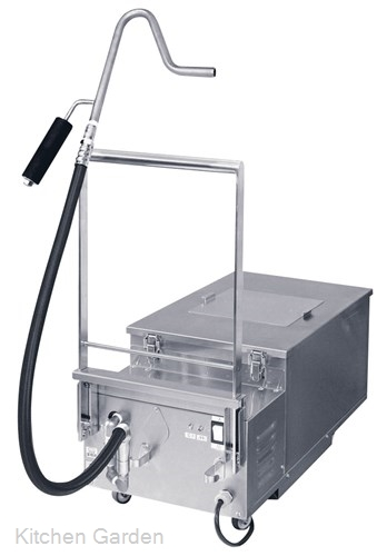 食用油濾過機 オイルフィルター NOFA27R【他商品との同梱配送不可・代引不可】