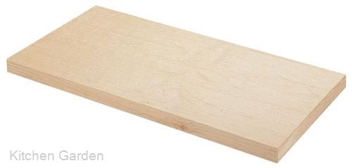 スプルスまな板(カナダ桧) 750×400×H45mm .【木製まな板】