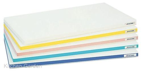 ポリエチレン・かるがるまな板標準 600×300×H20mm Y .【業務用プラスチックまな板】