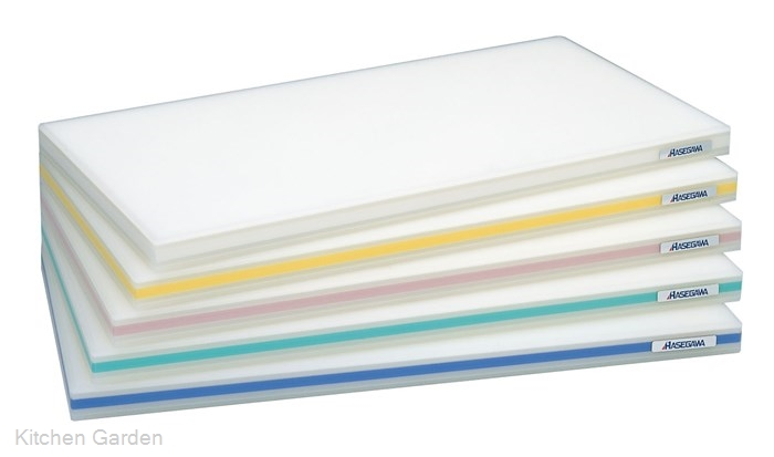 ポリエチレン・おとくまな板 4層 1500×450×H35mm Y .【プラスチックまな板】