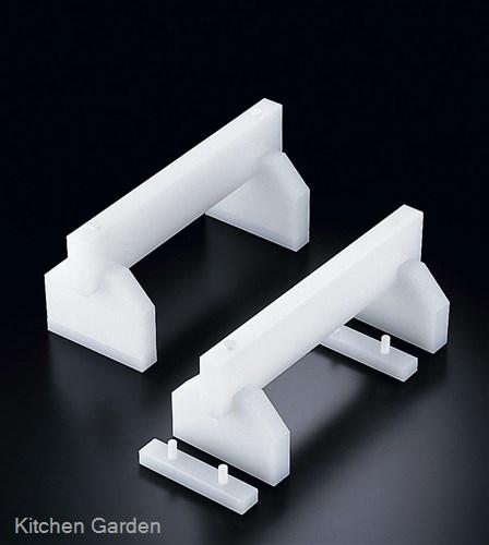 プラスチック高さ調整付まな板用脚 35cm H180mm