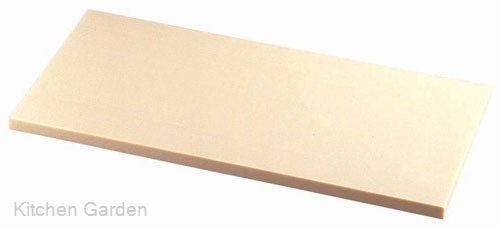 K型オールカラーまな板ベージュ K6 750×450×H30mm【他商品との同梱配送不可・代引不可】