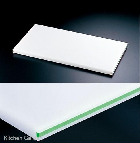 住友 抗菌スーパー耐熱まな板 カラーライン付 20SWL 緑 .【業務用耐熱抗菌まな板・食洗機対応】