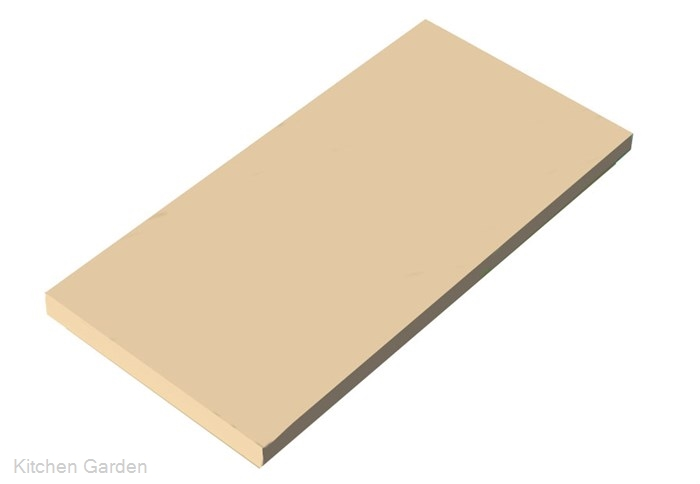 瀬戸内一枚物カラーまな板ベージュK16B 1800×900×H30mm【他商品との同梱配送不可・代引不可】