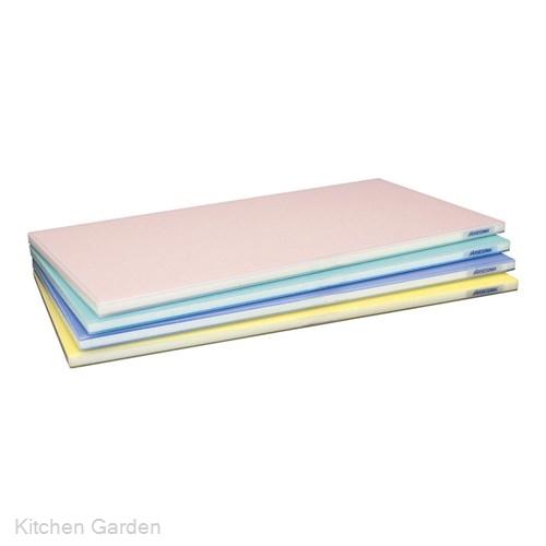 ポリエチレン 全面カラーかるがるまな板 600×350×H18mm 青【他商品との同梱配送不可・代引不可】
