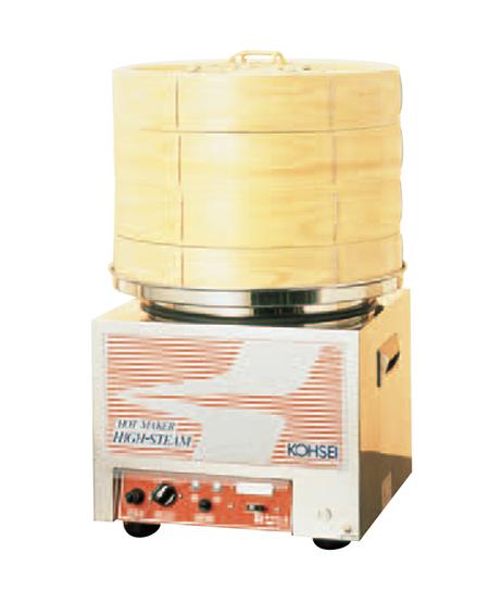 饅頭専用電気蒸し器 HBD-80・N【他商品との同梱配送不可・代引不可】