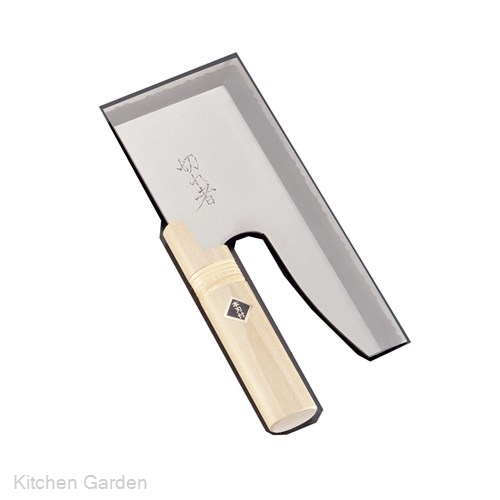切れ者 ステンレス鋼麺切庖丁 A-1048 27cm