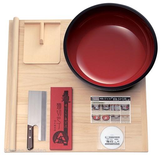普及型 麺打ちセット(大) A-1260【他商品との同梱配送不可・代引不可】