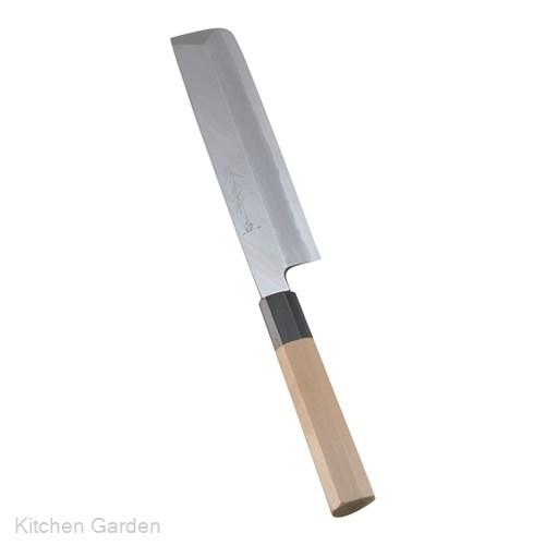 堺孝行 シェフ和庖丁 銀三鋼 薄刃 16.5cm .【薄刃包丁】