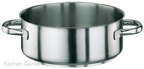 パデルノ 18-10 ステンレス 外輪鍋 (蓋無) 1009-28