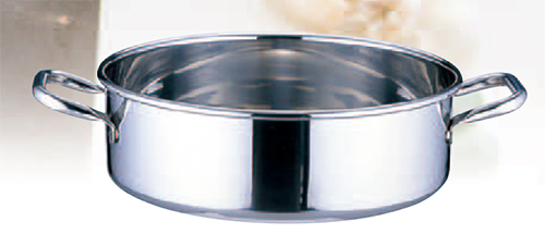 SAパワー・デンジ 外輪鍋(蓋無) 39cm .[IH電磁調理器対応]