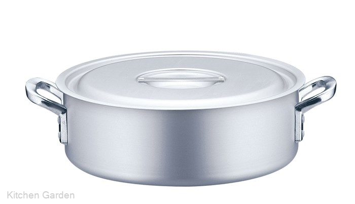TKG アルミニウム 外輪鍋 33cm