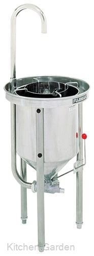 水圧洗米器 FRW15W【他商品との同梱配送不可・代引不可】