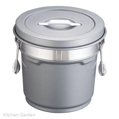 段付二重食缶(内外超硬質ハードコート) 246-H (8リットル)