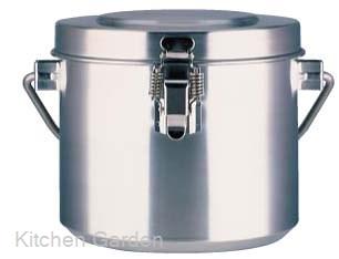 高性能保温食缶(シャトルドラム) GBC-02 .[18-8 ステンレス製]