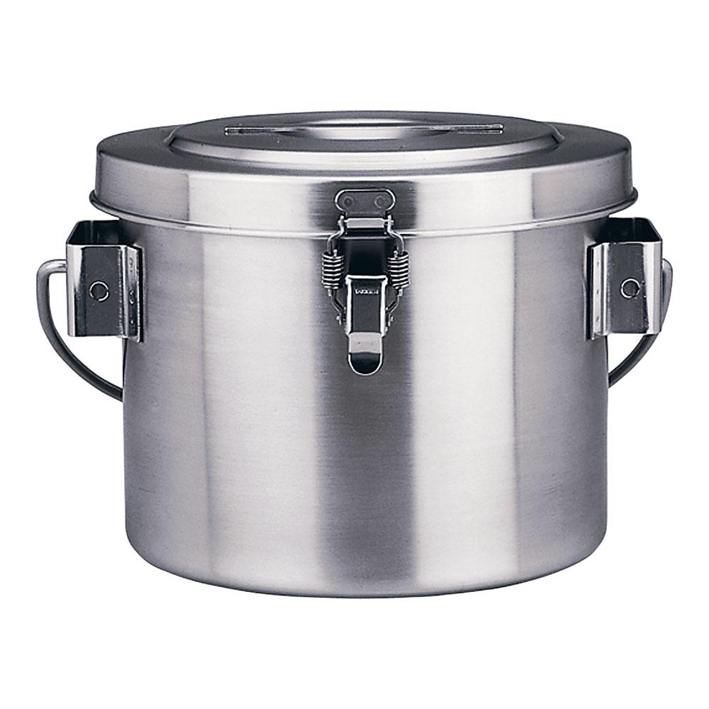 高性能保温食缶シャトルドラム GBC-04 .[18-8 ステンレス製]