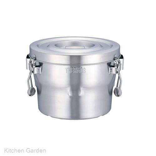 高性能保温食缶(シャトルドラム) GBBー10C .[18-8 ステンレス製]
