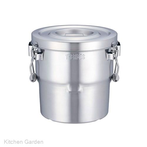 高性能保温食缶(シャトルドラム) GBBー14C .[18-8 ステンレス製]