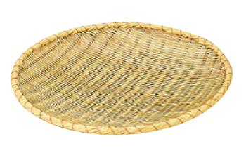 竹製 ためざる(佐渡製)45cm .[竹製]