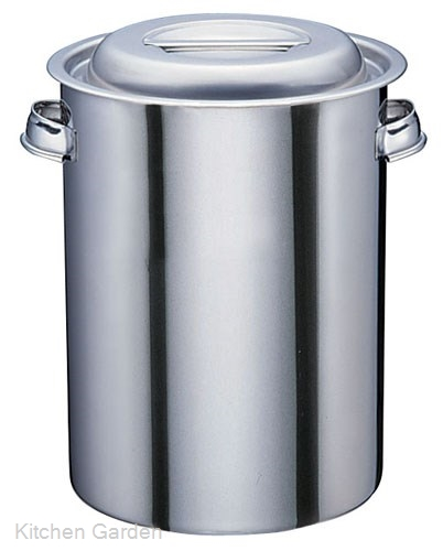 モリブデン深型タンク(手付) 24cm